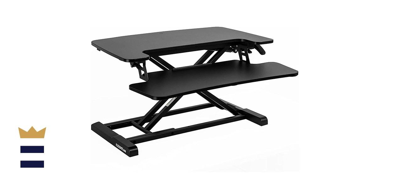 FlexiSpot Desk Riser Standing Desk Converter