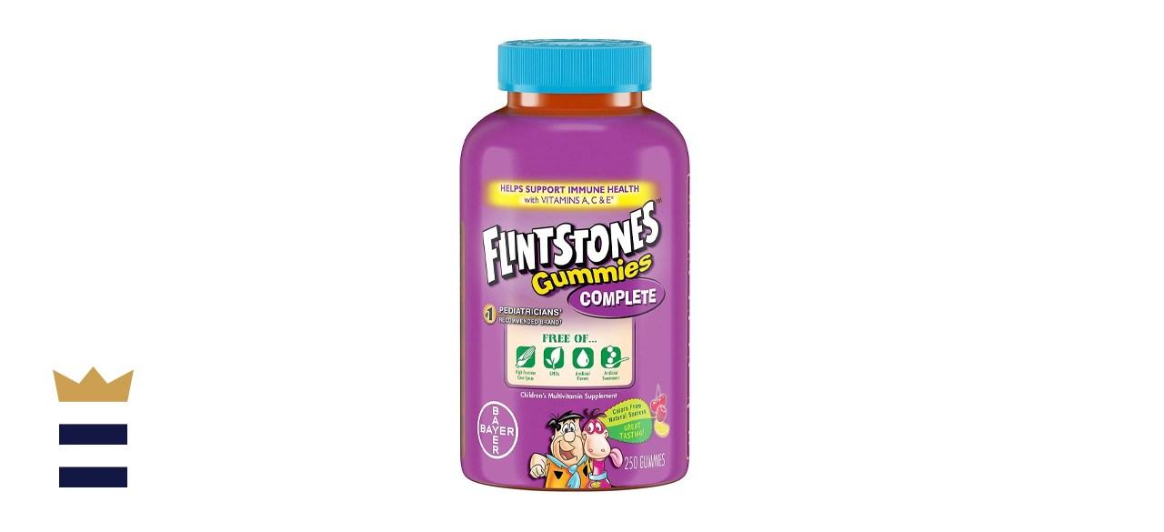 Flintstones Gummies Complete Children's Multivitamin
