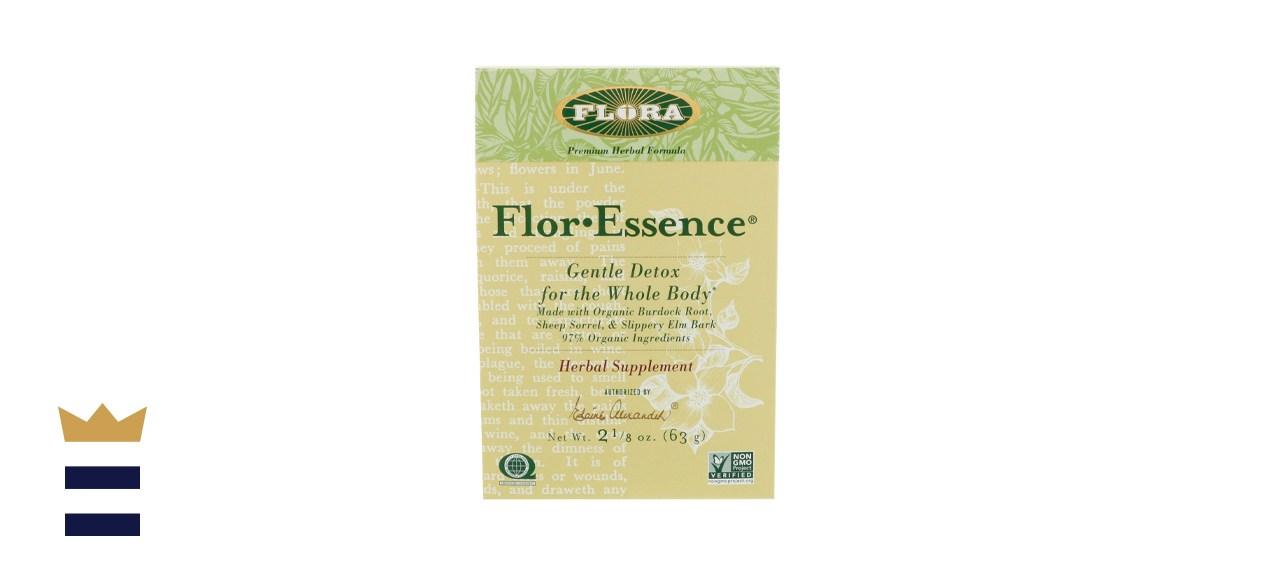 Flora FlorEssence Gentle Detox for the Whole Body