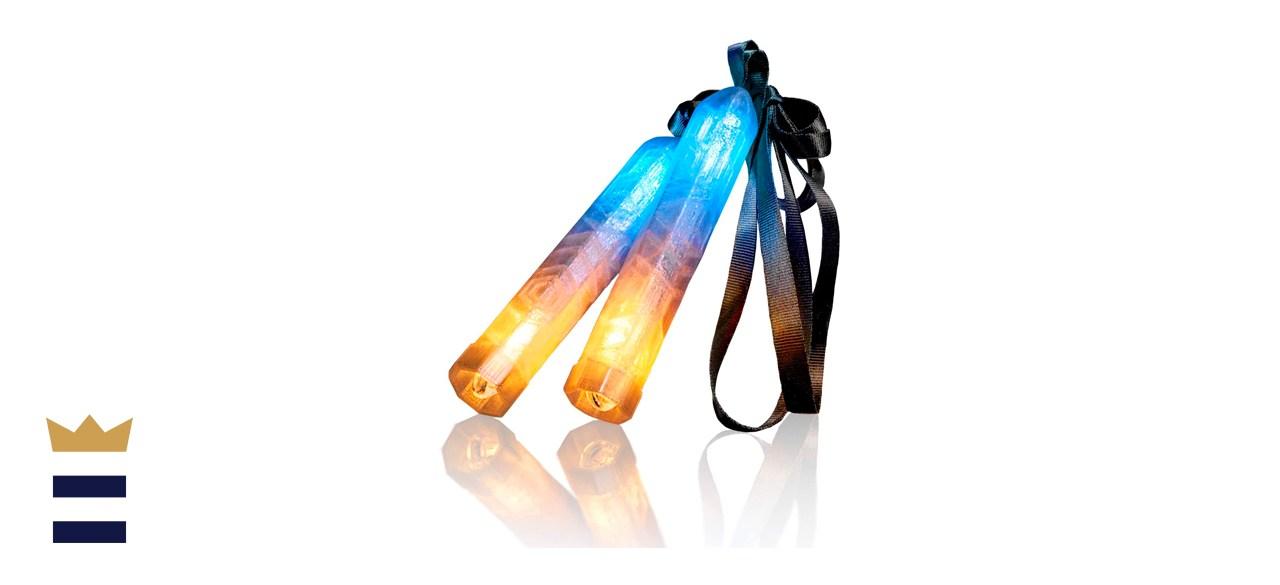 Flowtoys Crystal Poi Lite v2