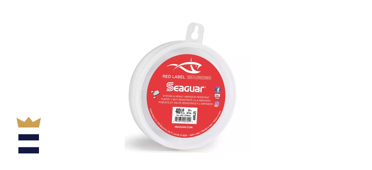 Seaguar Red Label Saltwater Fluorocarbon Leader
