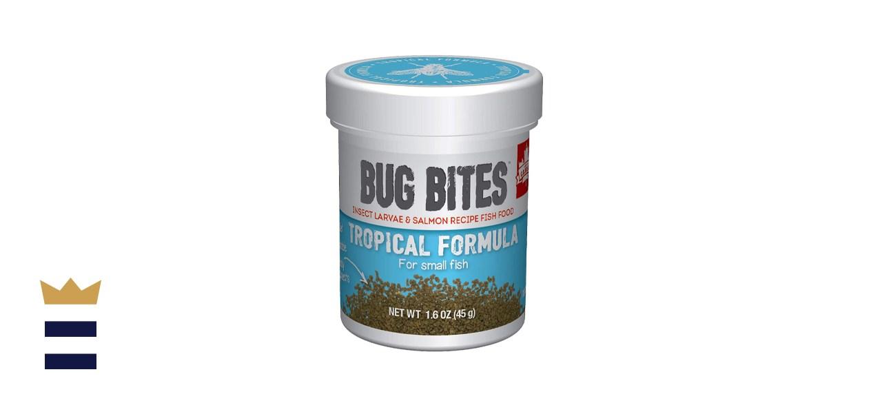 Fluval Bug Bites Tropical Fish Food