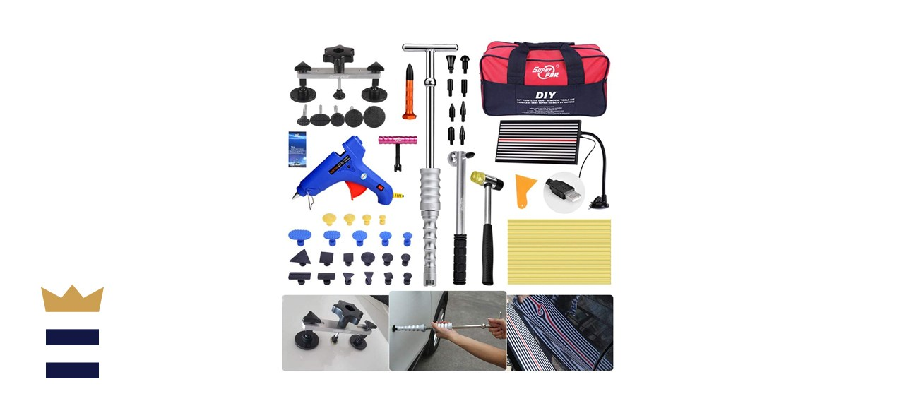 Fly5D Paintless Dent Removal Tool Kit