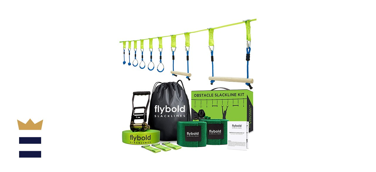 Flybold Ninja Obstacle Course Line Kit
