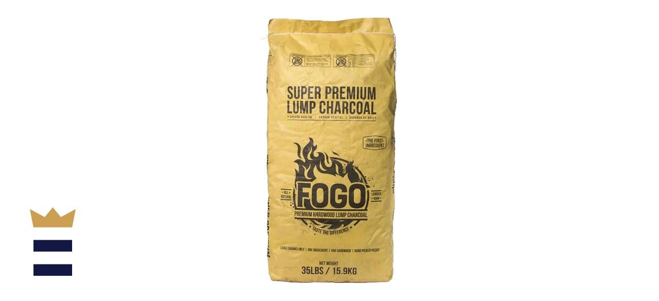 Fogo Super Premium Oak Restaurant Lump Charcoal