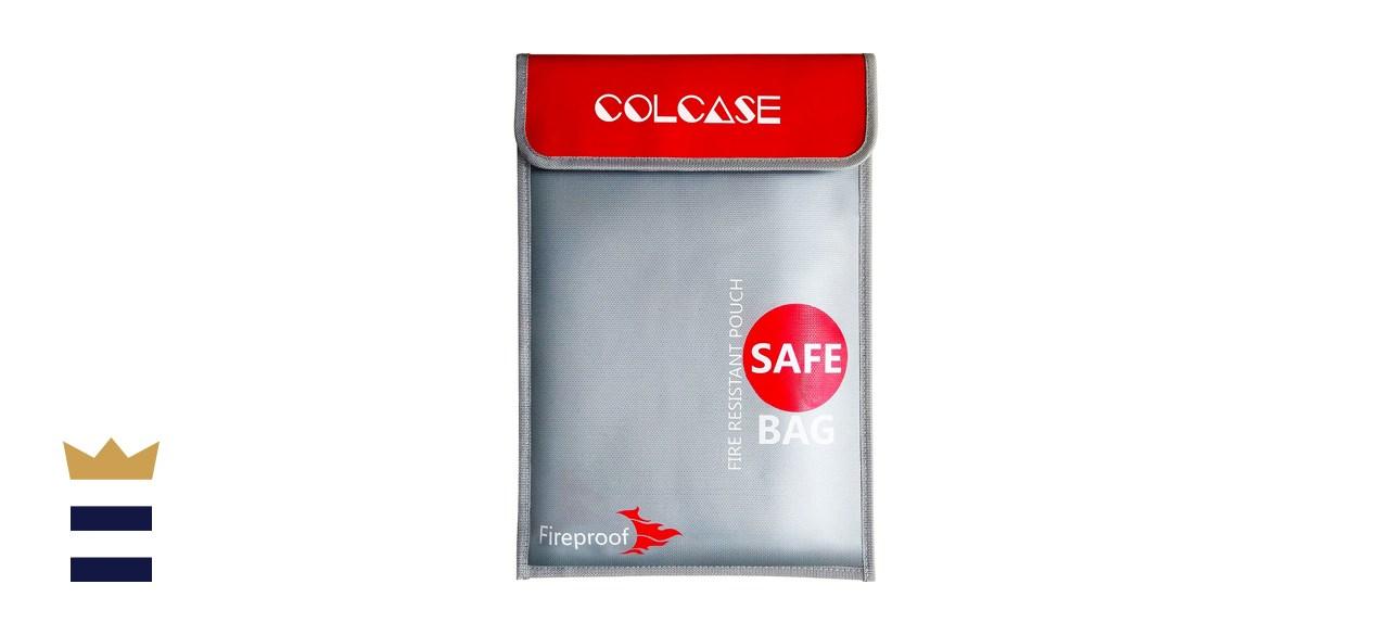 COLCASE Fireproof Document Bag
