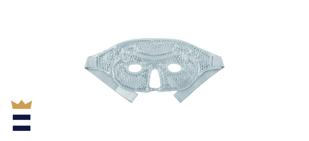 FOMI's Hot and Cold Therapy Gel Bead Facial Eye Mask