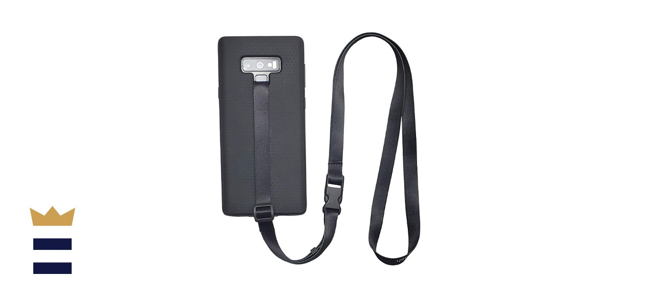 foneleash Phone Lanyard 3-in-1 Neck Wrist and Hand Strap Tether