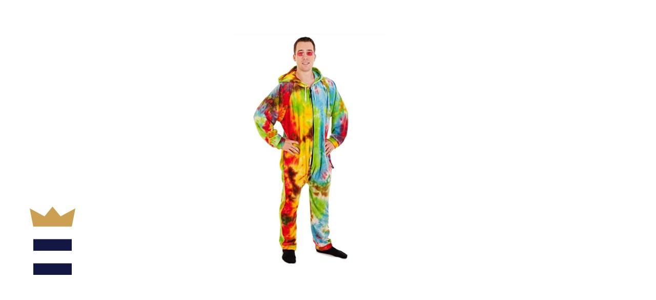 Forever Lazy Pajama Jumpsuit