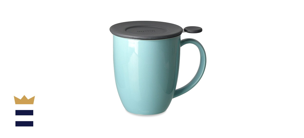 FORLIFE Uni Brew-in-Mug with Tea Infuser