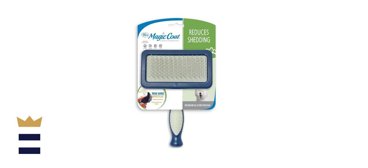 Four Paws Magic Coat Slicker Brush