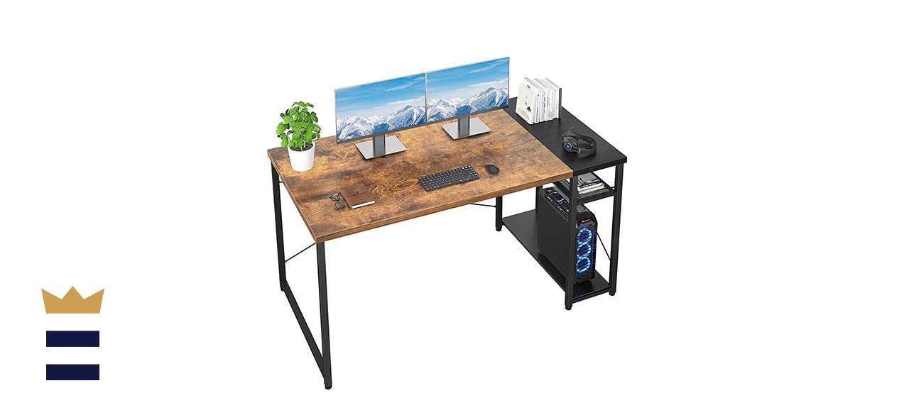 Foxemart Computer Desk 47 Inch Home Office Desk