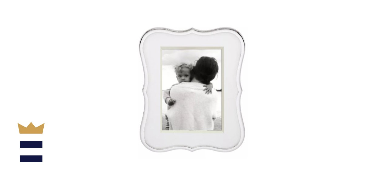 """Kate Spade new york Crown Point 5"""" x 7"""" Picture Frame"""