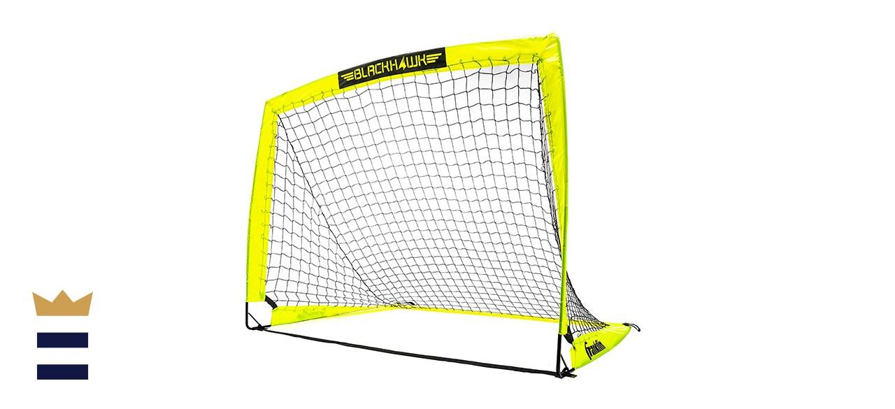 Franklin Sports Blackhawk Portable Soccer Goals