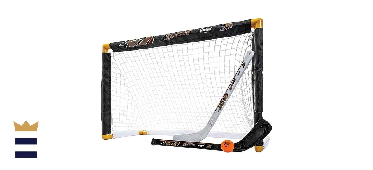 Franklin NHL Team Mini Knee Hockey Set