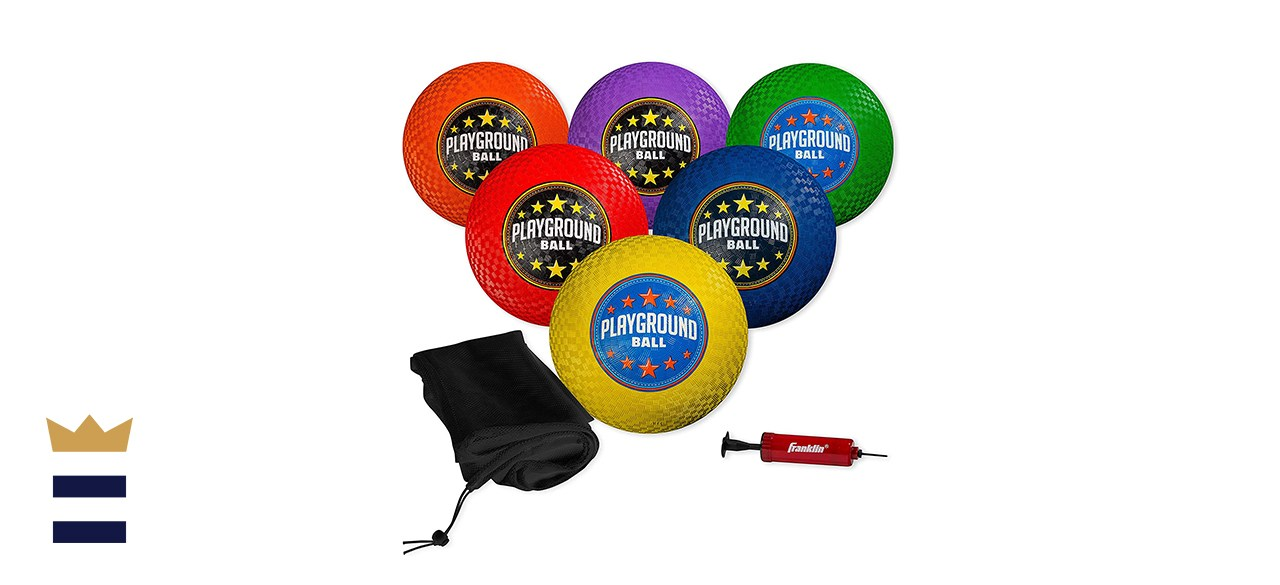 Franklin Sports Playground Balls