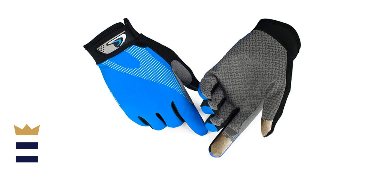 Ultimate Flying disc Gloves Ultimate Grip and Disc Gloves Breathable Non-Slip Sport Cycling Golf Glove