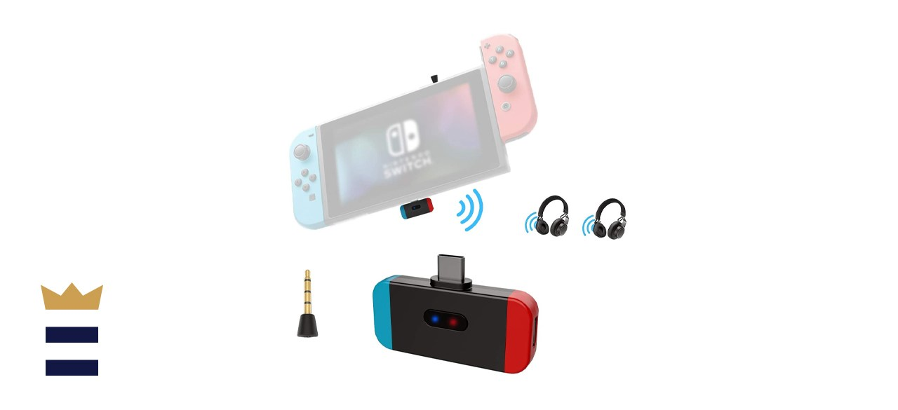 Friencity USB Nintendo Switch Bluetooth Adapter