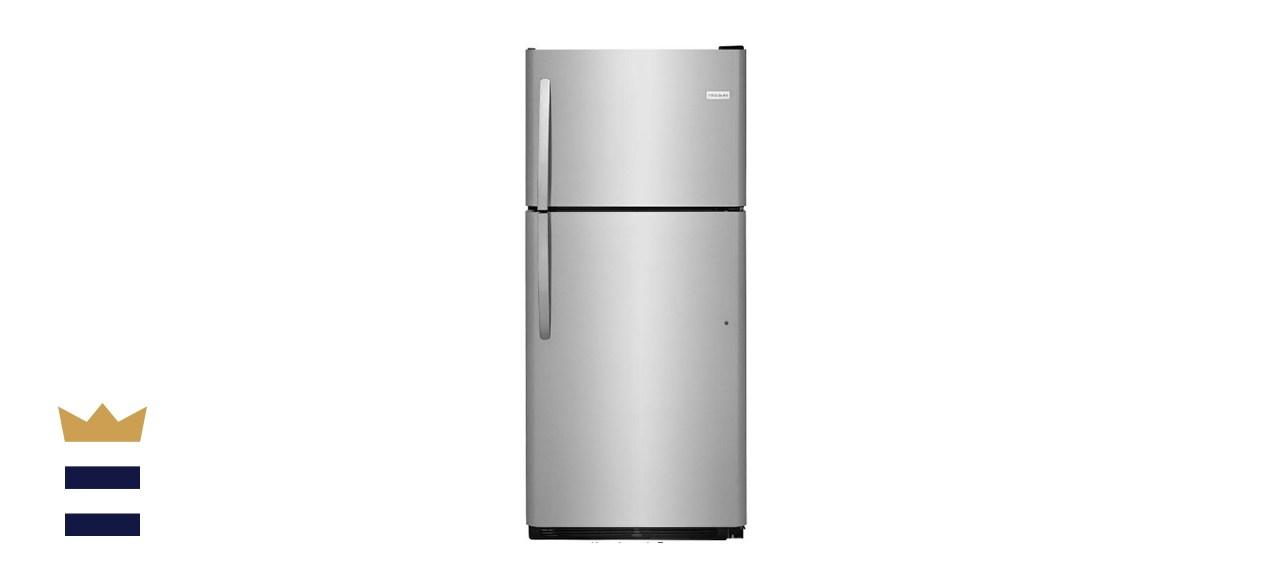 Frigidaire 20.4 Cubic Foot Top Freezer Refrigerator