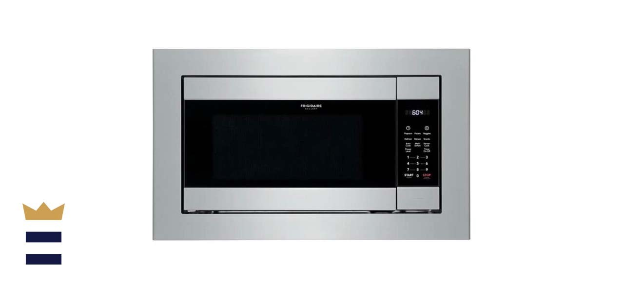Frigidaire Stainless Steel Built-in Microwave