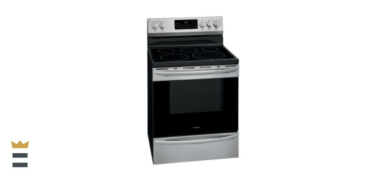 Frigidaire Gallery 5.7-Cubic Foot Electric Range with True Convection