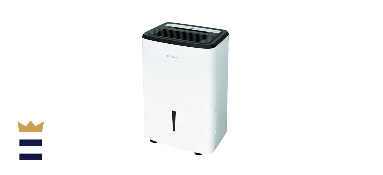 Frigidaire White Energy Star 50-Pint Portable Dehumidifier