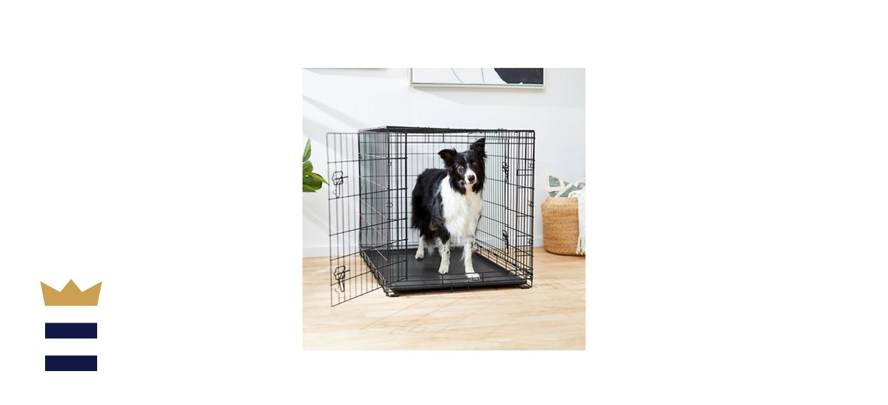 Frisco Fold and Carry Collapsible Wire Dog Crate
