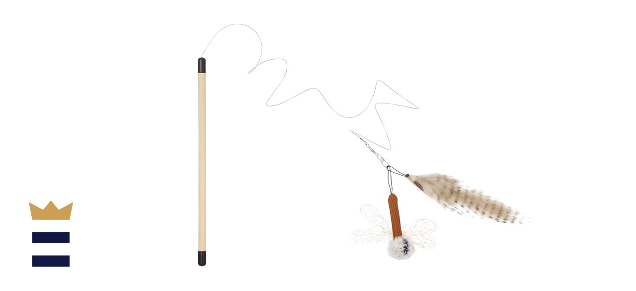 Frisco Meowgic Wands Wire Bug and Mouse Teaser Cat Toy