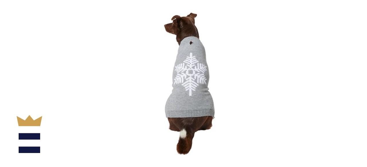 Frisco Snowflake Dog & Cat Sweater