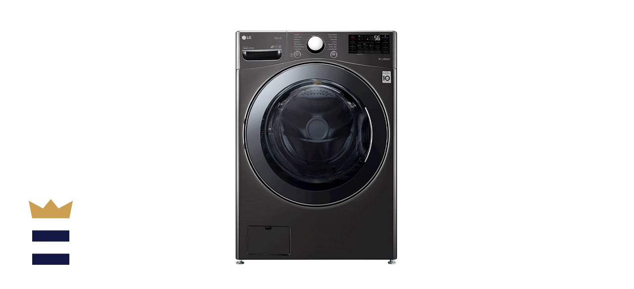 Front Load Washer & Dryer Combo