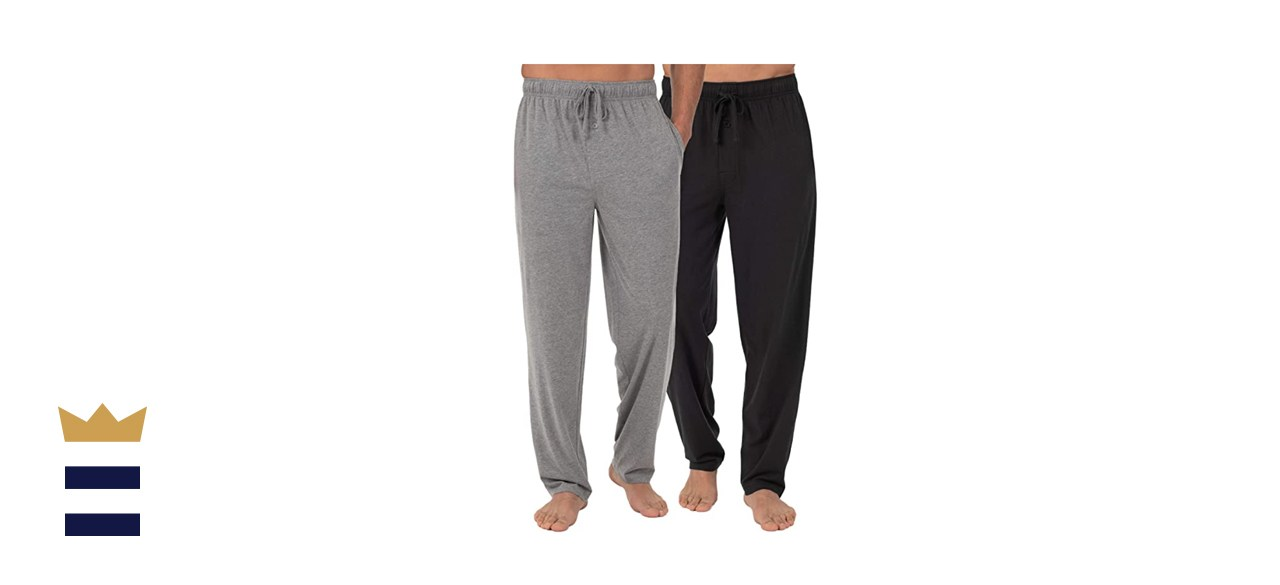 Fruit of the Loom Jersey Knit Sleep Pant, Set of Two