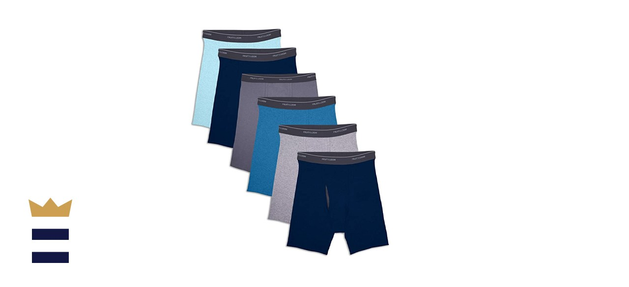 Fruit of the Loom Mens Coolzone Boxer Briefs