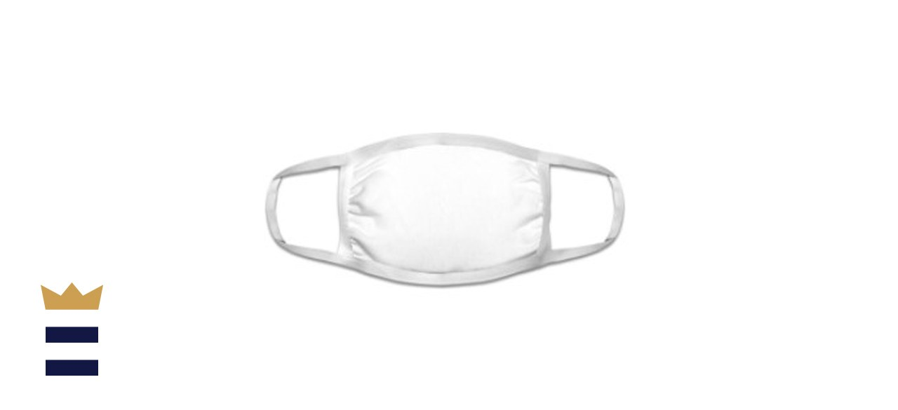 Fruit of the Loom Reusable Cotton Face Mask