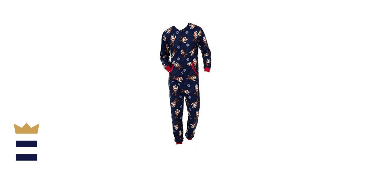 Fruit of the Loom's Men's Christmas Union Suit