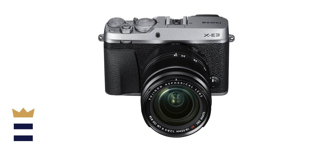 Fujifilm X-E3 Mirrorless Digital Camera