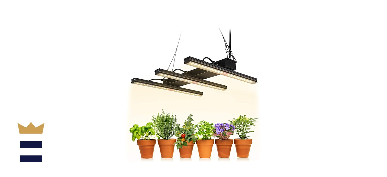 Full-spectrum LED grow lights