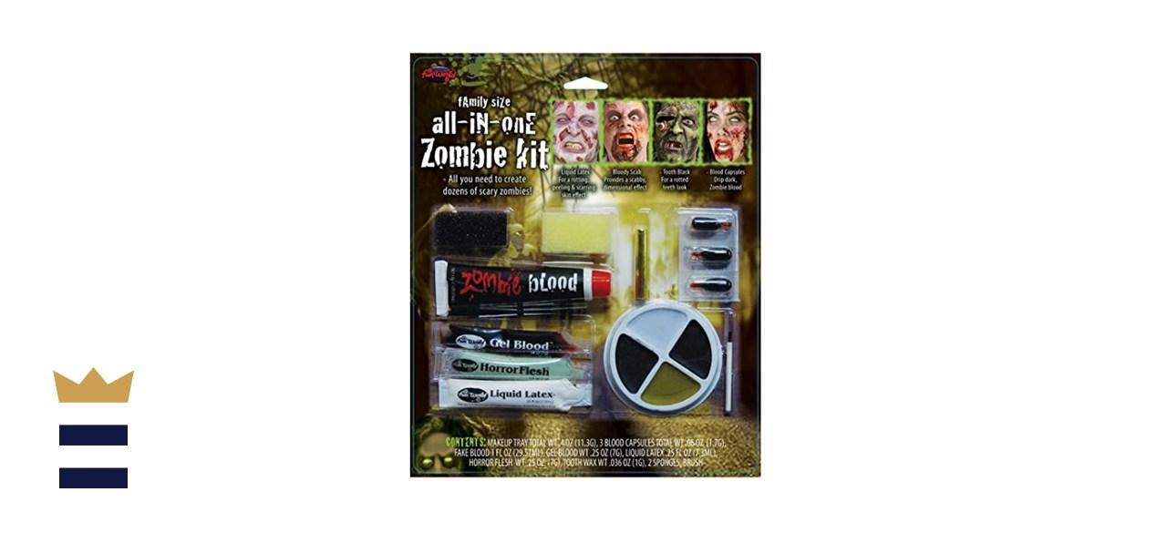 Fun World Zombie Makeup Kit