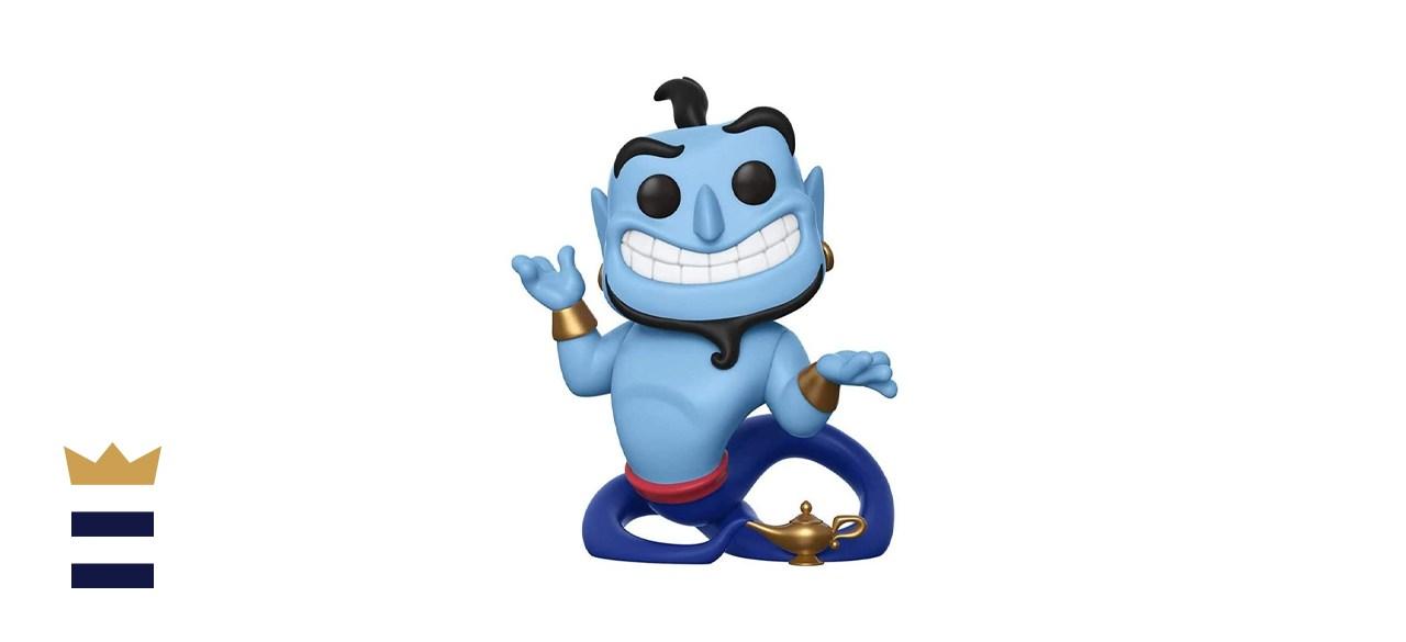 Funko 35757 Pop! Disney: Aladdin Genie With Lamp, Multicolor