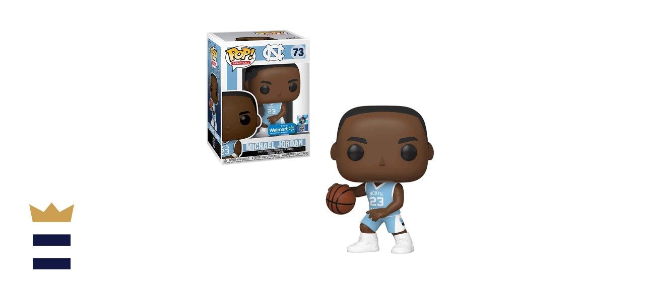 Funko Pop! Basketball: UNC - Michael Jordan (Home Jersey)