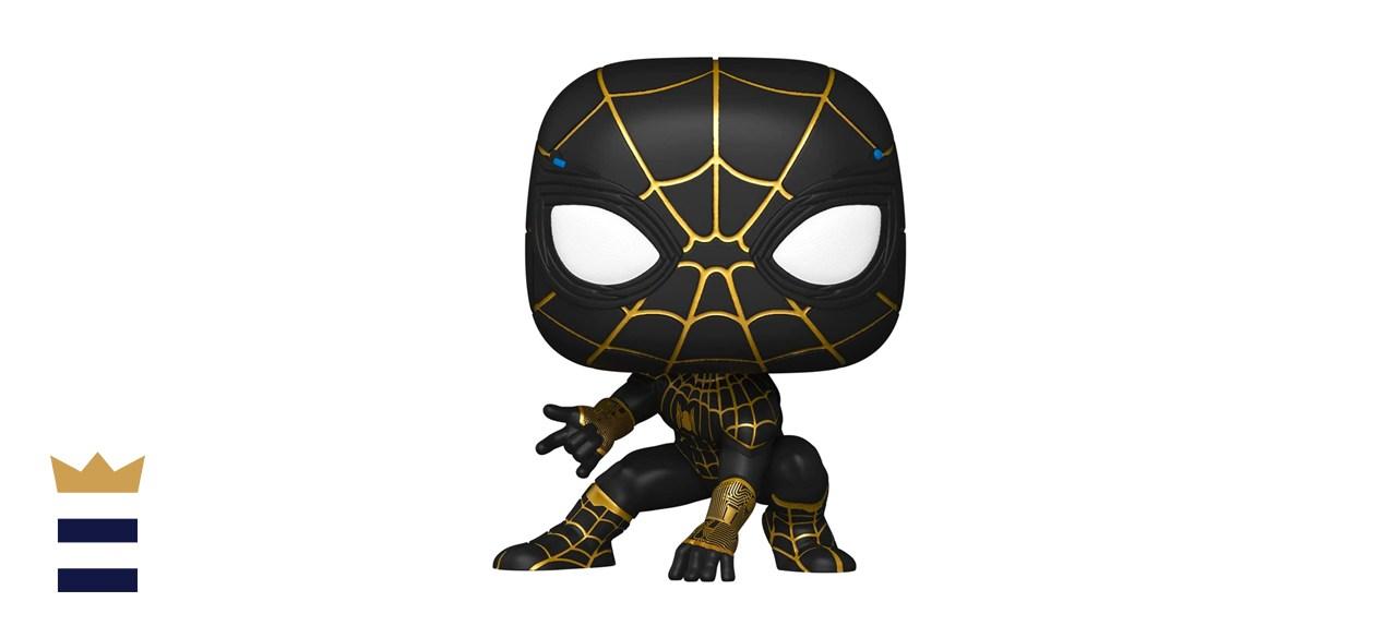 Funko Pop Black and Gold Spider-Man