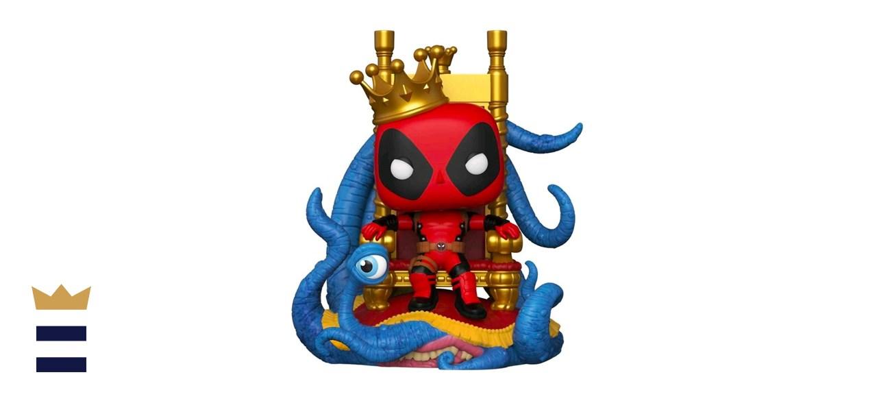 Funko Pop Deluxe King Deadpool