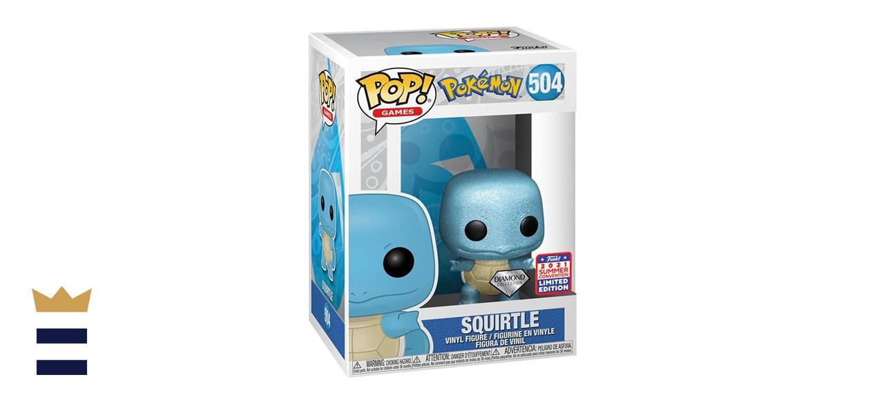 Funko POP! Games: Pokémon - Squirtle [Diamond]