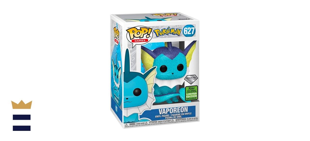 Funko POP! Games: Pokémon Vaporeon [Diamond Collection]