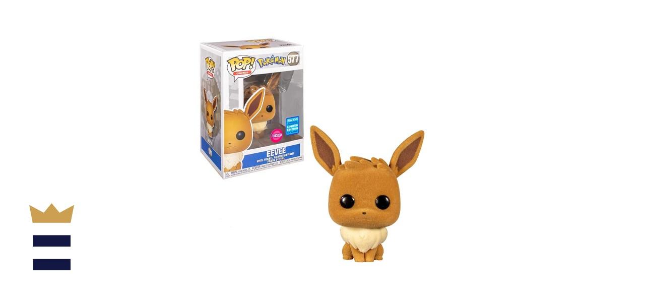 Funko POP! Games: Pokémon - Eevee (flocked)