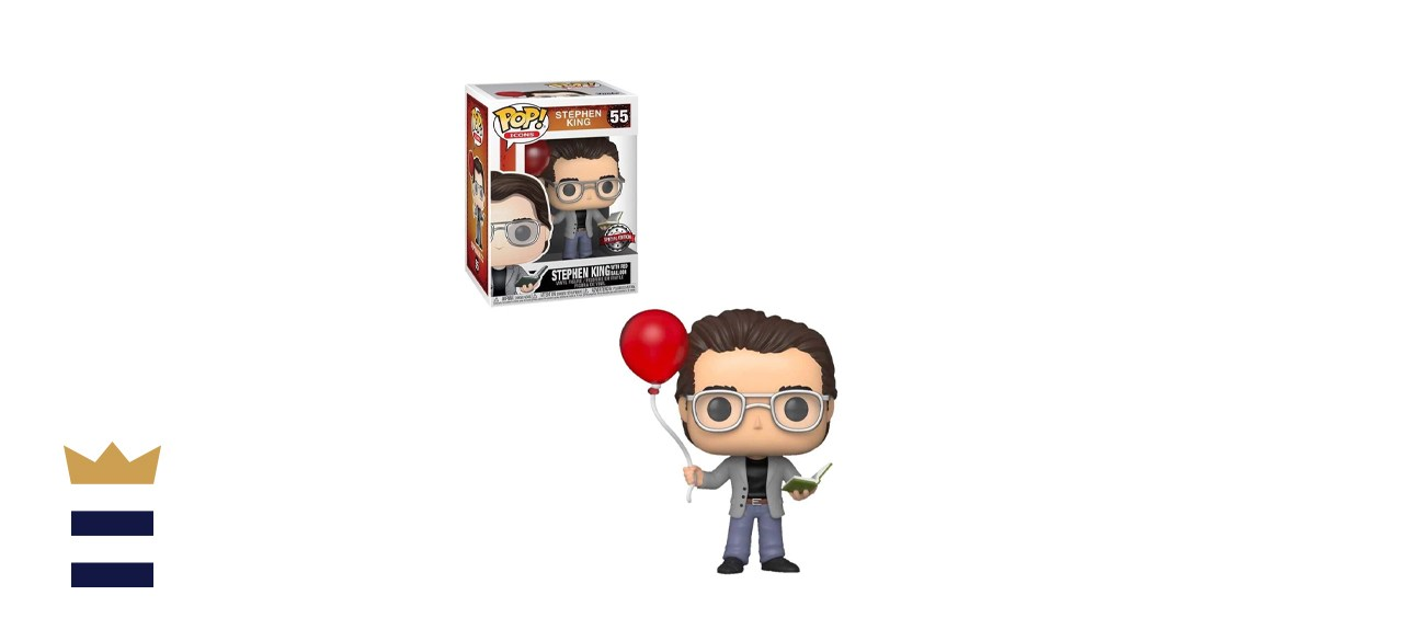 Funko POP! Icons: Stephen King with Red Balloon