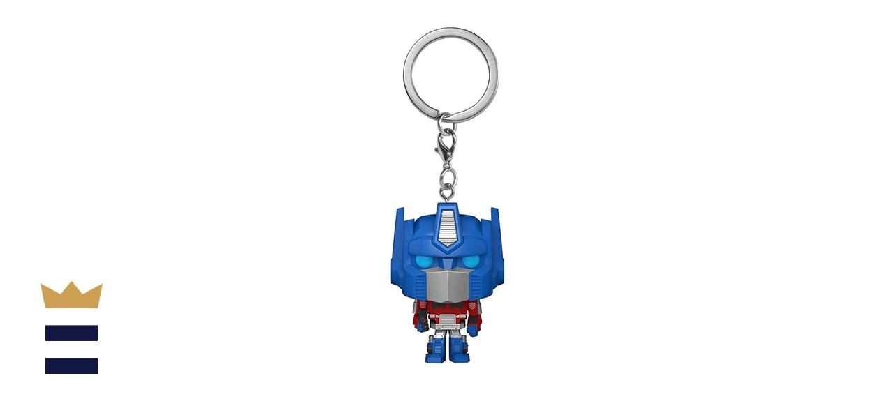 Funko Pop Keychain Optimus Prime