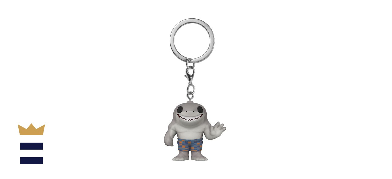 Funko Pop! Keychain: The Suicide Squad - King Shark