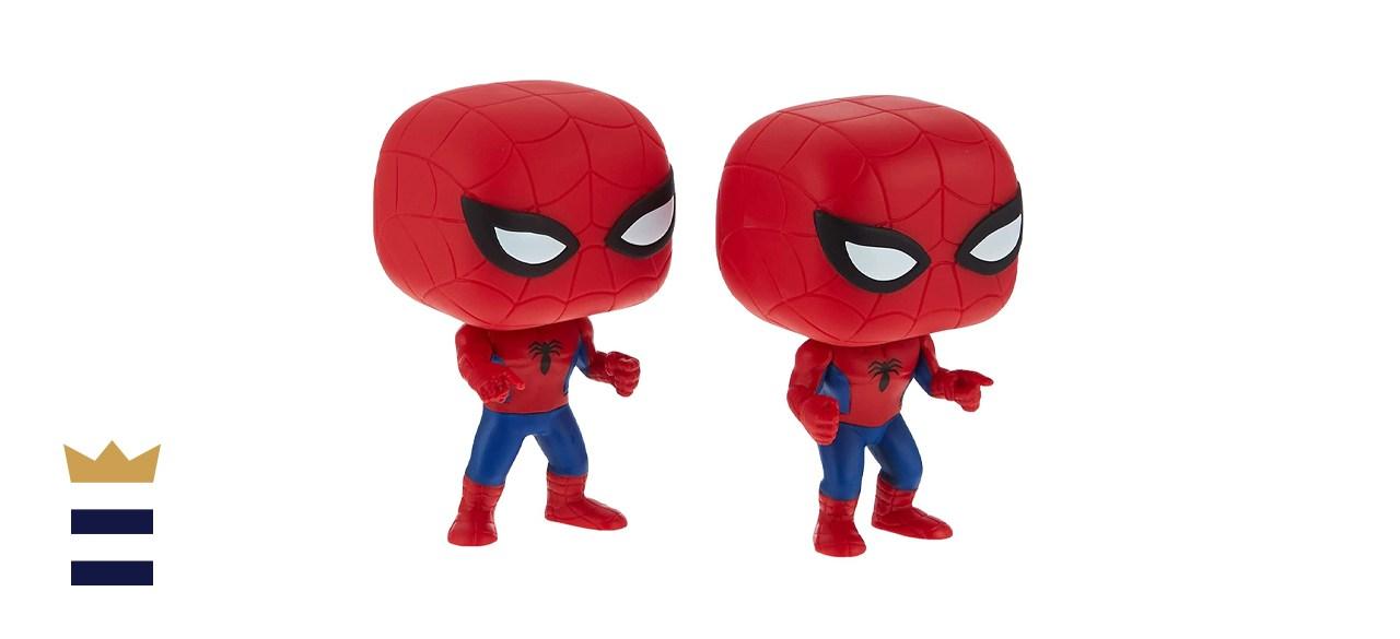 Funko POP! Marvel: Spider-Man vs. Spider-Man 2 Pack