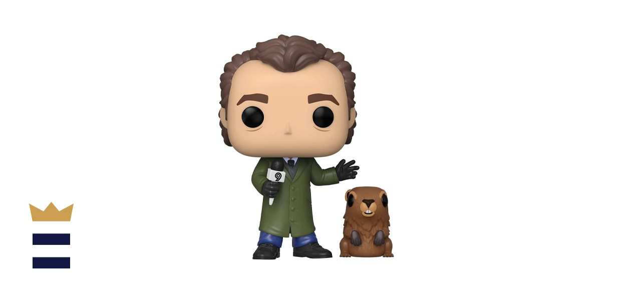 Funko POP! Movies: Groundhog Day - Phil Connors with Punxsutawney Phil