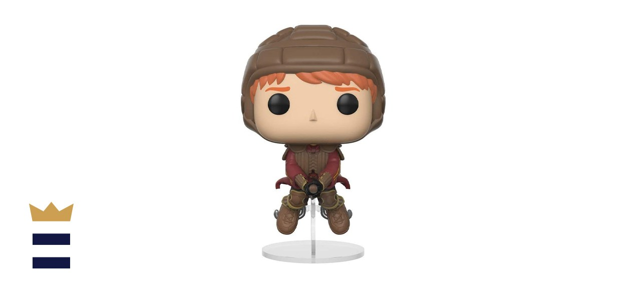 Funko Pop! Movies: Ron On Broom Collectible Figure